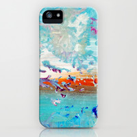 color splash #3 iPhone & iPod Case by Iris Lehnhardt