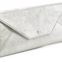Travel Envelope, Silver