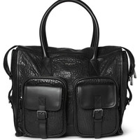PRODUCT - Belstaff - Carnegie Textured-Leather Tote Bag - 358866 | MR PORTER