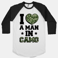 I Love a Man in Camo