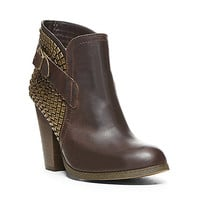 Steve Madden - ALANI BROWN LEATHER