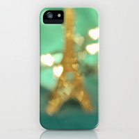 Paris Dreams iPhone & iPod Case by Lisa Argyropoulos