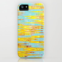 correlation iPhone & iPod Case by Iris Lehnhardt