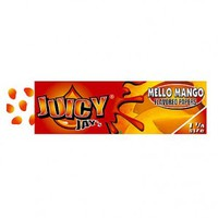 Juicy Jay's Mello Mango Regular Size Rolling Papers - Single Pack - Flavored Papers - Rolling Papers & Blunts - Rolling Accessories - Grasscity.com