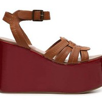 Envy Bellatrix Wedge Sandal