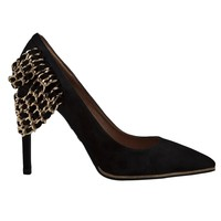 JEFFREY CAMPBELL chain heel pump
