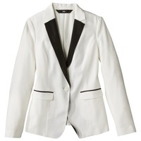 Mossimo® Women's Colorblock Blazer - Assorted Colors