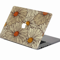 Sunflowers Macbook full decals Macbook full stickers Mac Decals Macbook Pro/Air/ipad sticker laptop full decal