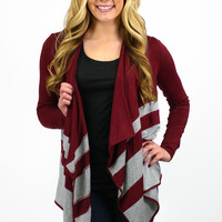 New on Campus Cardi