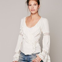 FP ONE Ruffle Surplice Top