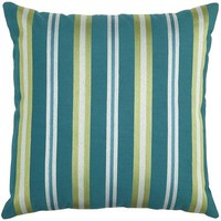 Cool Stripe Pillow
