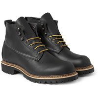 PRODUCT - Red Wing Shoes - Ice Cutter Leather Boots - 383166 | MR PORTER
