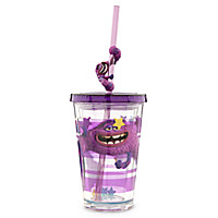 Art Tumbler with Straw - Monsters University - Small