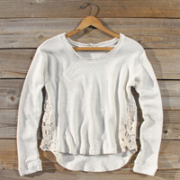 Snowed In Lace Thermal