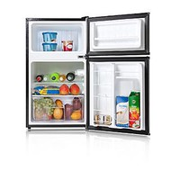 Kenmore 3.1 cu ft. 2-Door Compact Refrigerator, Stainless Steel ENERGY STAR®