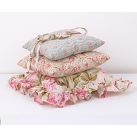 Cotton Tale Tea Party Pillow Pack (Set of 3)