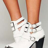 Lindi Buckle Back Boot