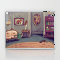 Shabby Chic Laptop & iPad Skin by Ben Geiger