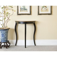 Ava Demilune Console Table