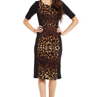 Animal After Hours Midi Dress