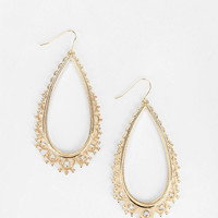 Filigree Teardrop Earring - Urban Outfitters