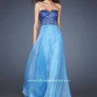 La Femme 18767 at Prom Dress Shop