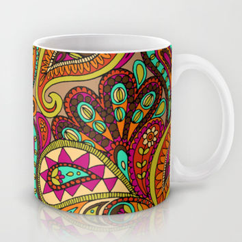 Basic Paisley  Mug by Aimee St Hill