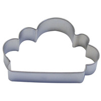 cloud tin cookie cutter