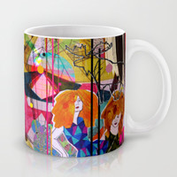 Aimee's World Mug by Aimee St Hill