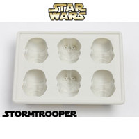 STAR WARS STORM TROOPER ICE CUBE TRAY