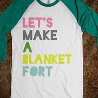 Let's Make A Blanket Fort
