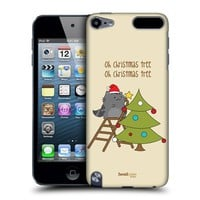 Head Case Designs Tree Wilbur's Christmas Case For Apple iPod Touch 5G 5th Gen