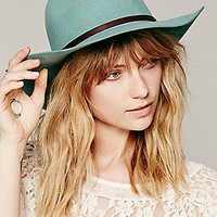 Floppy Fedora Hat