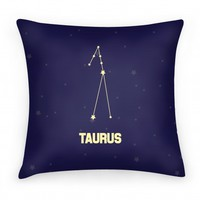 Taurus Pillow