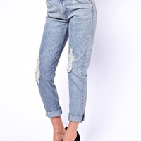 Warehouse Boyfriend Slouchy Jean