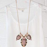 Bolly Blush Long Necklace