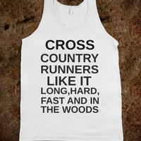 Cross Country Runners