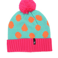 Volcom Poker Dot Beanie at PacSun.com