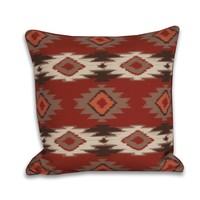 Square Paco Pillow - Earth