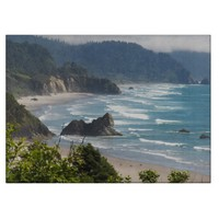 Oregon Coastline Cutting Board