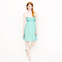 TARYN DRESS IN SILK CHIFFON