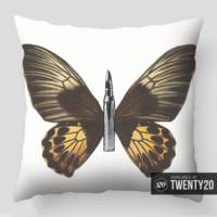 Pillow by artpirate666 on #twenty20.