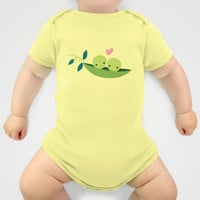 Two Peas in a Pod Onesuit by Rosy Designs