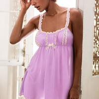 Sheer Babydoll - Dream Angels - Victoria's Secret