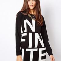 River Island Infinite Sweater Dress