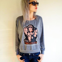 Vintage Beatles Raglan