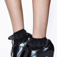 Witching Hour Ankle Socks