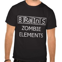 brains zombie elements