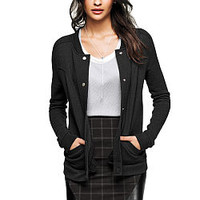 Paneled Ponte Skirt - Supermodel Essentials - Victoria's Secret