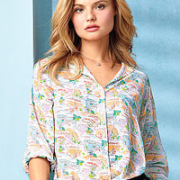 Two-pocket Boyfriend Shirt - Victoria's Secret